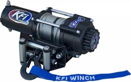 Kfi 3000Lb Winch Kit - A3000