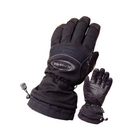 Olympia GT 4298 Mens 2 in 1 Commander Winter Leather Gloves