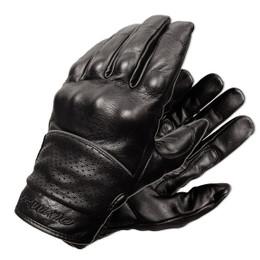 Olympia 450 Mens Full Throttle Black Padded Palm Gloves