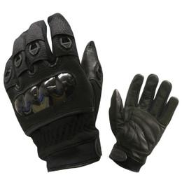 Olympia 734 Mens Digital Protector Black Sport Gloves