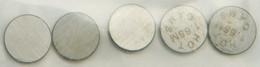 Hot Cams Valve Shims 9.48X1.65Mm 5/Pk - 5PK948165