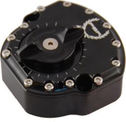 Psr Steering Damper Kit Blk Kawasaki - 04-00858-22