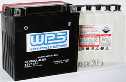 Wps Battery Maint Free Ctx16Clb-Bs - CTX16CL-B-BS