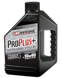 MAXIMA MAXUM 4 PROPLUS 4-CYCLE OIL 10W-40 1GAL (30-029128)