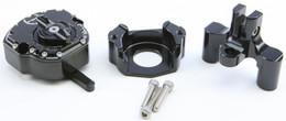 Psr Steering Damper Kit Blk Kawasaki - 04-00856-22
