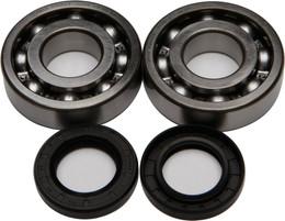 All Balls Crankshaft Bearing/Seal Kit - 24-1011
