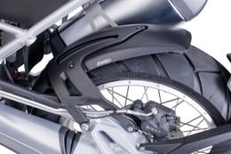 Puig Rear Tire Hugger (Matte Black) - 6352J