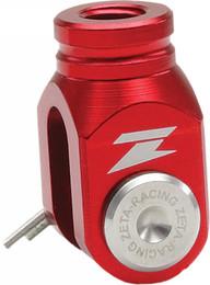 ZETA REAR BRAKE CLEVIS (RED) (ZE89-5125)