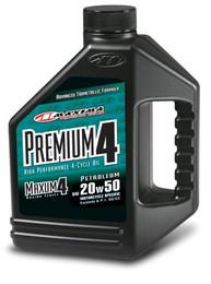 MAXIMA MAXUM 4 PREMIUM 20W-50 1GAL (359128)