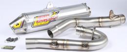 Pro Circuit T-4 Exhaust System W/Spark Arrestor - 4QK08450