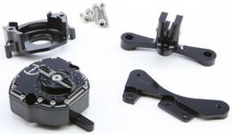 Psr Steering Damper Kit Blk Bmw - 09-00851-22