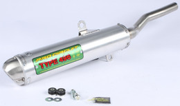 Pro Circuit Type 496 Slip-On Silencer - 4QY04350R-496