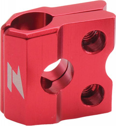 ZETA BRAKE LINE CLAMP (RED) (ZE92-0106)