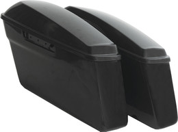 Harddrive Abs Standard Sbags W/Lids Touring 14-Up - CFP-HL1584-001P