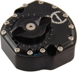 Psr Steering Damper Kit Blk Kawasaki - 04-00859-22