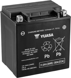 Yuasa YIX30L-BS Battery