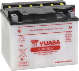 Yuasa YB12B-B2 Battery