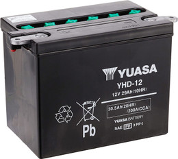 Yuasa YHD-12H Battery