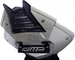 Dmp Powergrid Tail Light (Smoke) - 905-7739D