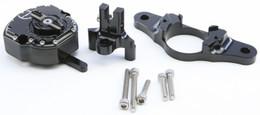 Psr Steering Damper Kit Blk Yamaha - 07-00851-22