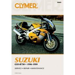 Clymer M485 Service Shop Repair Manual Suzuki GSX-R750 1996-1999