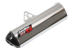 Jardine RT5 Aluminum Slip On Exhaust Pipe Muffler Kawasaki Ninja ZX-14 08-11