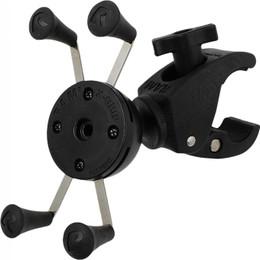 Ram Tough-Claw Mount W/Universal X-Grip Phone Cradle - RAM-HOL-UN7-400
