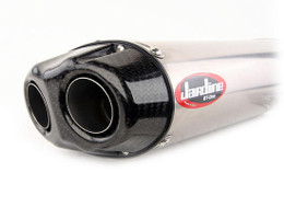 Jardine RT1 Titanium Dual Outlet Slip On Exhaust ZX-6R / ZX-6RR INCL FN 05 06