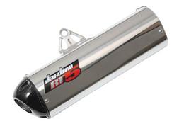 Jardine RT5 Aluminum Slip On Exhaust Pipe Muffler Suzuki Hayabusa GSX1300R 08-12