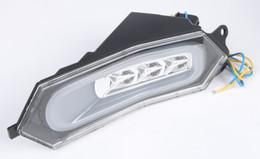 Dmp Powergrid Tail Light (Clear) - 905-6749