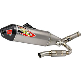 Pro Circuit Ti-6 System W/Carbon Cap - 0321545F