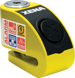 XENA XZZ6L-Y ALARM DISC LOCK (XZZ6L-Y)