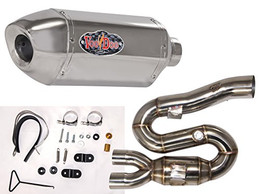 Voodoo Performance Series Exhaust Polished - VPEZ1000L0P
