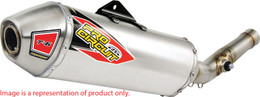 Pro Circuit T-6 Slip-On Exhaust - 0111415A