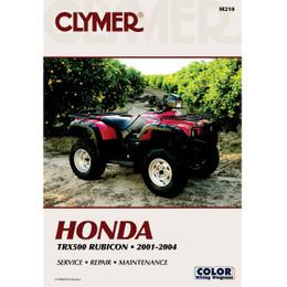 Clymer M210 Service Shop Repair Manual Honda TRX500F 2001-2004