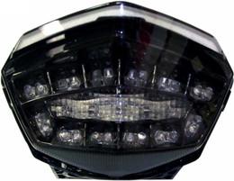 Dmp Powergrid Tail Light (Smoke) - 905-4119D