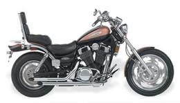Jardine Rumbler Chrome 2:2 Full Exhaust Suzuki 87-04 SUZ/VS14 INTRDR/ S83 05-08