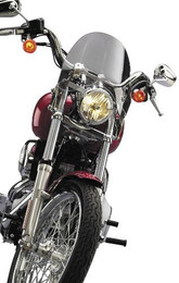 National Cycle Switchblde Shrty Smk H-D Wideglide - N21720