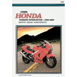 Clymer M438 Service Shop Repair Manual Honda VFR800