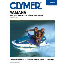 Clymer W806 Service Shop Repair Manual Yamaha Prsnl Watercraft 93-96