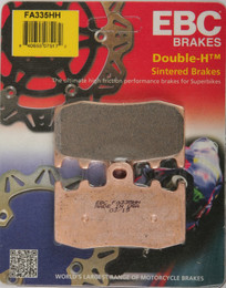 EBC Double-H Sintered Metal Brake Pads FA335HH