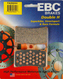 EBC Double-H Sintered Metal Brake Pads FA252HH