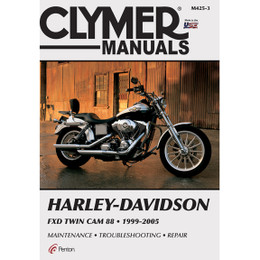 CLYMER SERVICE MANUAL HARLEY DAVIDSON M254 FXD DYNA SUPER GLIDE CUSTOM 2010 2011