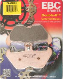 EBC Double-H Sintered Metal Brake Pads FA407HH