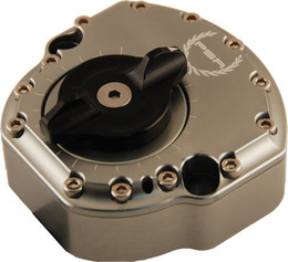 Psr Steering Damper Kit Gun Ducati - 02-00853-29