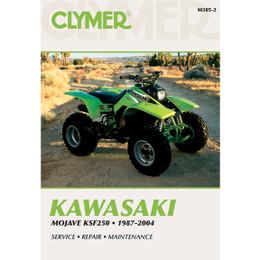 Clymer M385-2 Service Shop Repair Manual Kawasaki Mojave KSF250 1987-2004