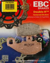 EBC Double-H Sintered Metal Brake Pads FA192HH