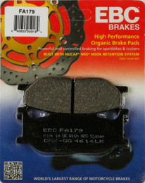 EBC Organic Brake Pads FA179
