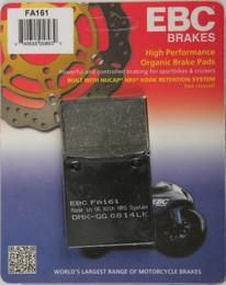 EBC Organic Brake Pads FA161