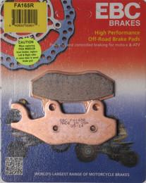 EBC Brake Pads FA165R